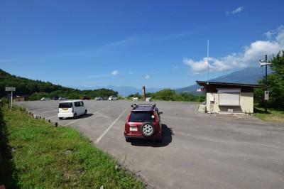 平沢峠駐車場