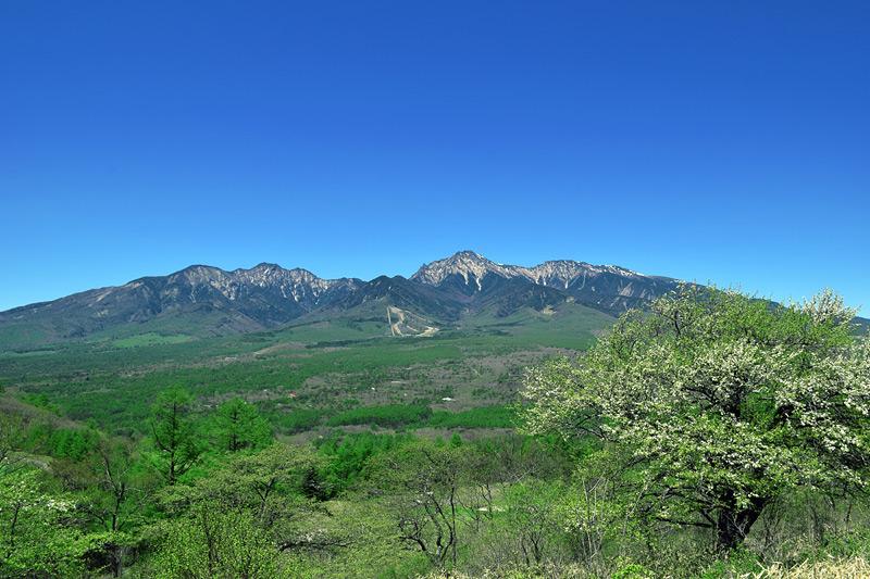 5月に撮影したしし岩からの眺め