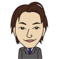 似顔絵 営業室 齊藤